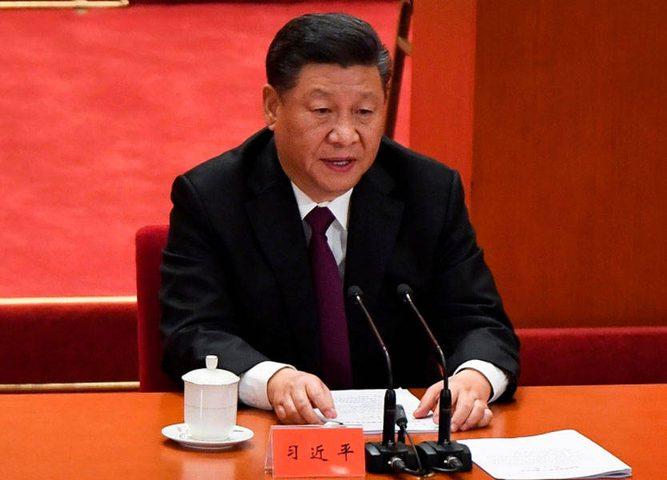 """الرئيس الصيني: لا أحد يمكنه أن """"يُملي"""" على الصين ما تفعله"""
