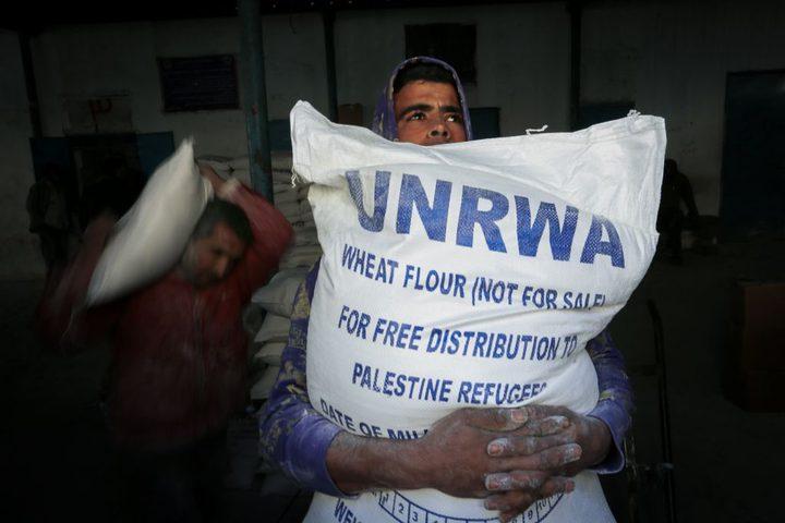 برنامج الغذاء العالمي يقلّص مساعداته للفلسطينيين