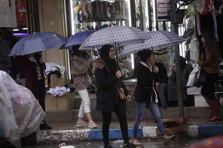 الأرصاد: منخفض جوي سريع سيضرب البلاد غداً