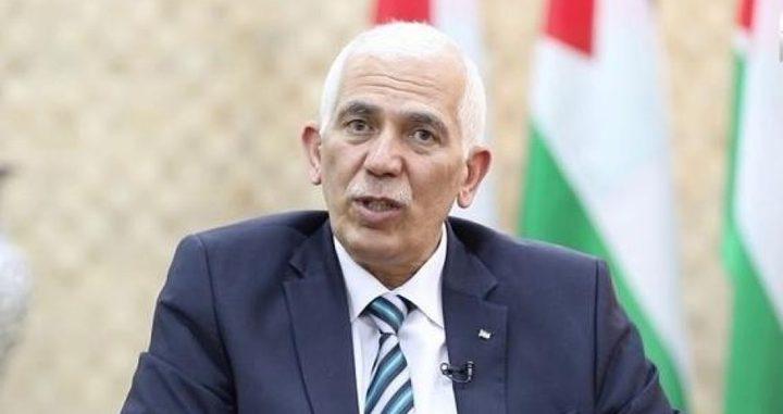محافظ بيت لحم يكرم مؤسسات المحافظة وأجهزتها الأمنية