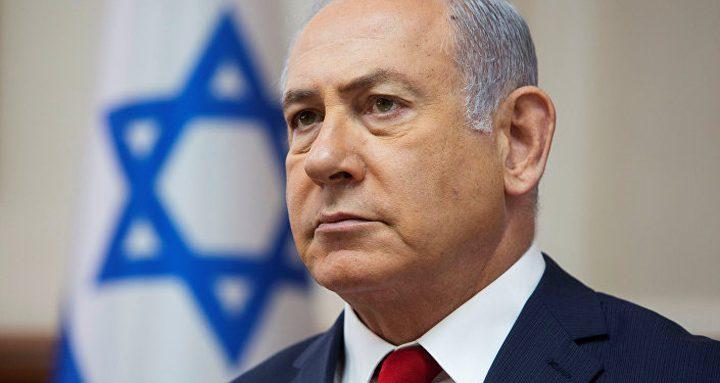 """""""نتنياهو"""":""""سنستمر بالعمل ضد ايران وحزب الله في المنطقة"""""""