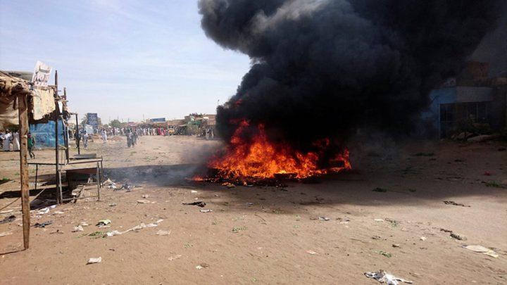 8 قتلى في مظاهرات السودان والجيش يعزز قواته