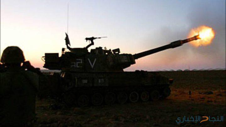 قوات الاحتلال تطلق النار تجاه نقطة للمقاومة شرق خانيونس
