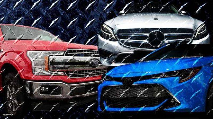 بالأسماء والأرقام.. السيارات الأكثر مبيعا في 2018
