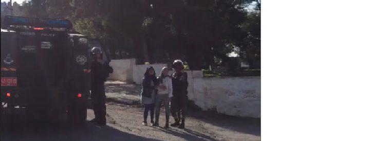 الاحتلال يعتقل عددا من الطلبة في بيتونيا