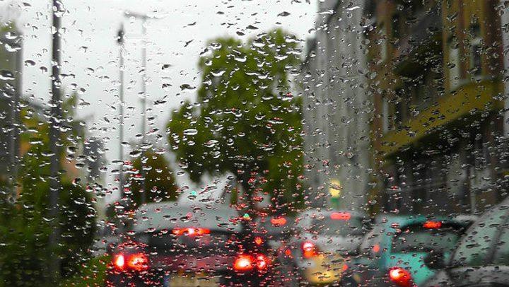 حالة الطقس: أجواء باردة وأمطار