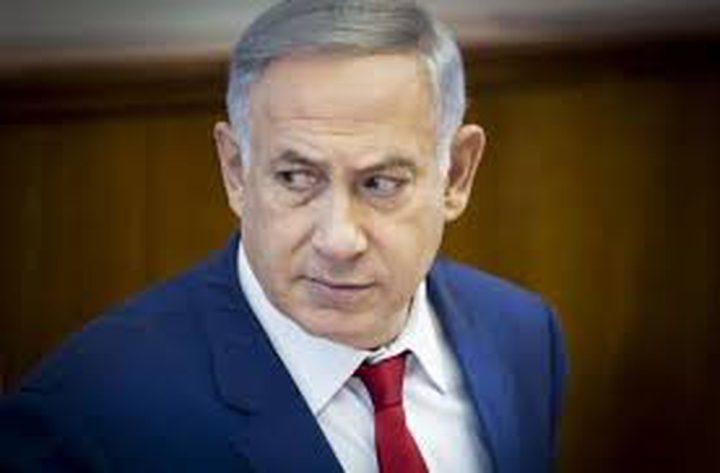 """""""نتنياهو"""": """"سنستمر بالعمل ضد تعزيزات ايران في سوريا"""""""
