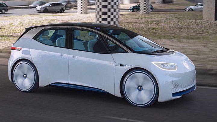 """""""فولكس فاغن"""" تطلق سيارة كهربائية متطورة ورخيصة"""