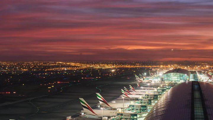 مطار دبي يحتفل بالمسافر رقم مليار