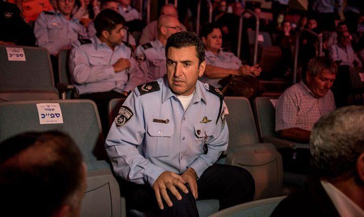 استقالة مدير شرطة الاحتلال في القدس من منصبه