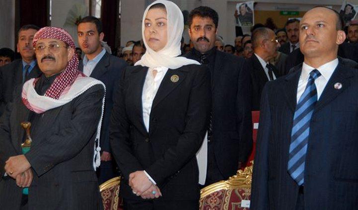 رغد صدام حسين تفاجئ العراقيين بفيديو جديد