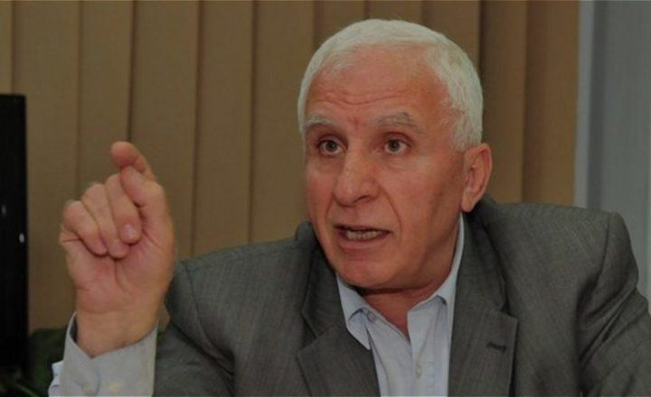 الأحمد: رفض تعديل اتفاقية باريس سيتبعه قرار فلسطيني احادي