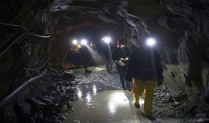 العثور على جثث 9 عمال كانوا عالقين داخل منجم وسط روسيا