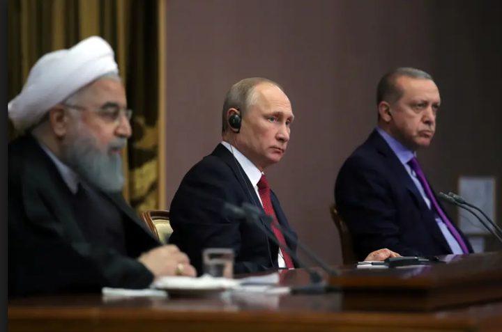 إيران: الوجود الأمريكي في سوريا كان خطأ منذ البداية