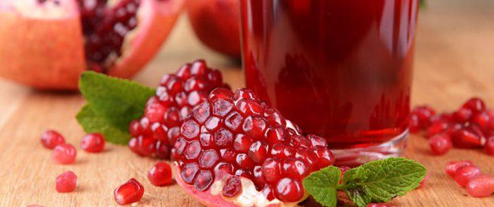 شاي الرمان ..للوقاية من السرطان وفوائد جمّة
