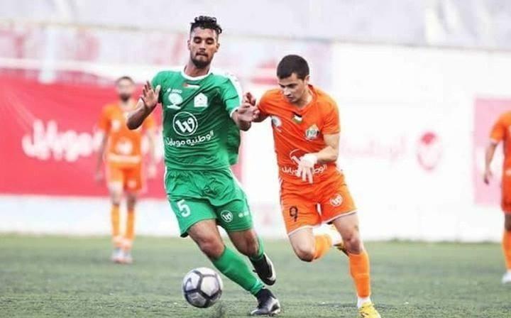 الاحتلال يعتقل لاعباً جديداً من فريق الخضر