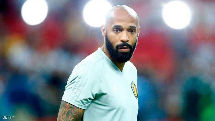 هنري يدخل الصراع على لاعب برشلونة