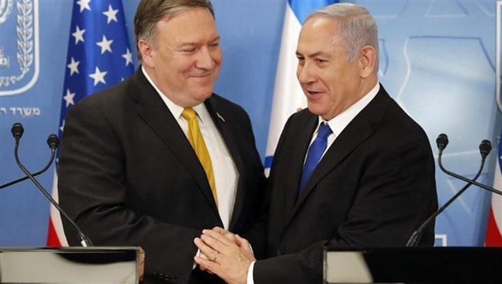 اجتماع مرتقب لنتنياهو مع وزير خارجية أمريكا بشأن سوريا
