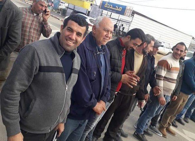 مزارعو جنين وطوباس يحتجون على منع الاحتلال تصدير منتجاتهم