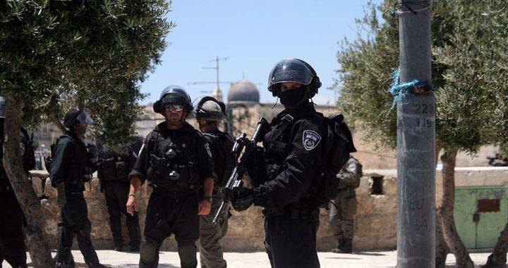 الاحتلال يبعد ناشطا مقدسيا عن الأقصى 15 يوما