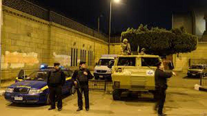 مصر.. إجراءات أمنية مشددة مع بدء احتفالات عيد الميلاد