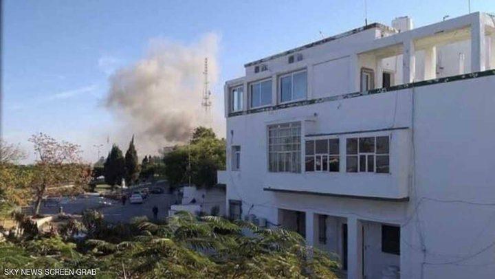 ضحايا في هجوم على وزارة الخارجية الليبية