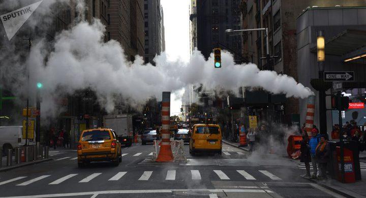 ظاهرة مخيفة تضرب مدينة نيويورك