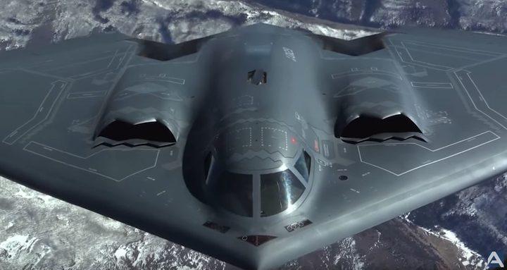 واشنطن تختبر قنبلة جوية فائقة القوة