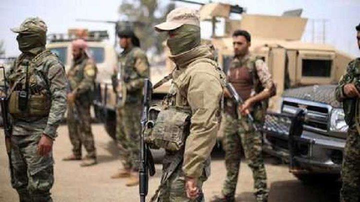 """""""قسد"""" تعتقل أكثر من260داعشيا اندسوا بين النازحين شرقي الفرات"""