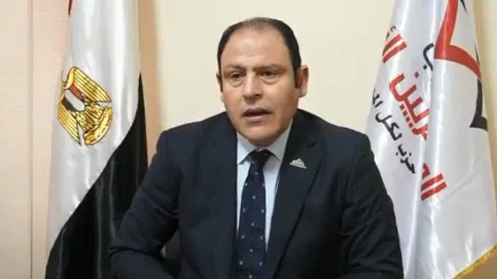 نائب مصري ينشر تغريدة مثيرة بشأن (النشيد الرسمي الإسرائيلي)