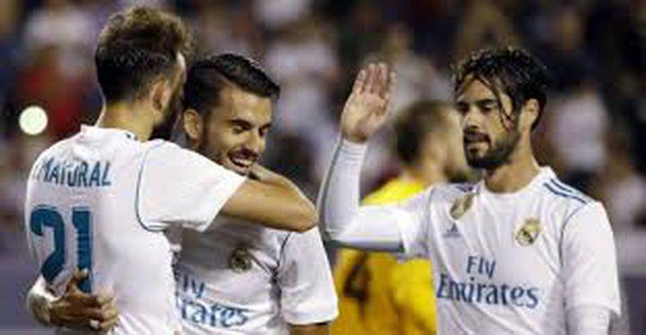 يوفنتوس يستعجل ضم نجم ريال مدريد في يناير