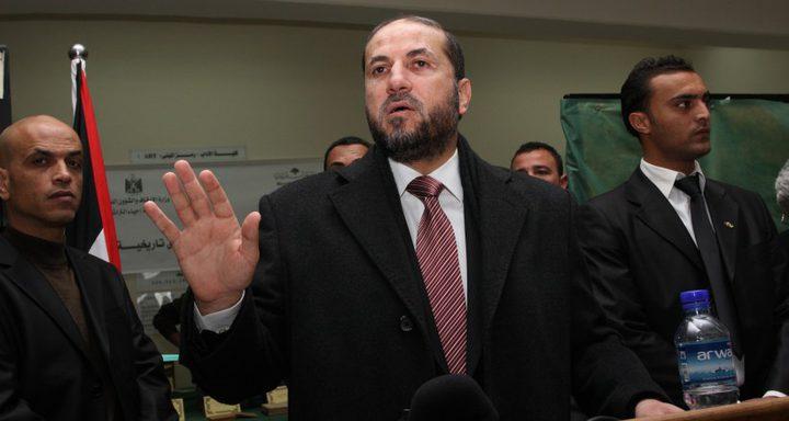الهباش: مروجو فكرة دولة غزة خونة وعملاء لأمريكا وإسرائيل