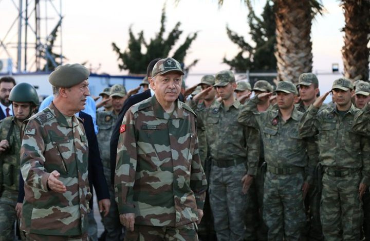 """""""الدفاع التركية"""" تردّ على """"افتراءات"""" نتنياهو"""