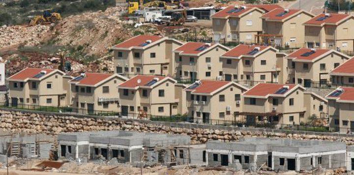 مخططات (إسرائيلية) لبناء مئات الوحدات الاستيطانية في الضفة