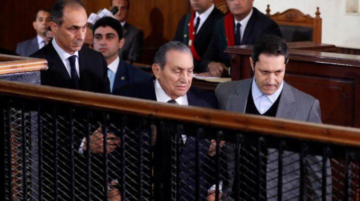 مبارك: 800 شخص اقتحموا الحدود الشرقية من غزة وحماس في 2011
