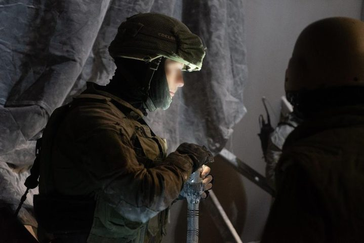 قوات الاحتلال تزعم تدمير نفق آخر في الشمال