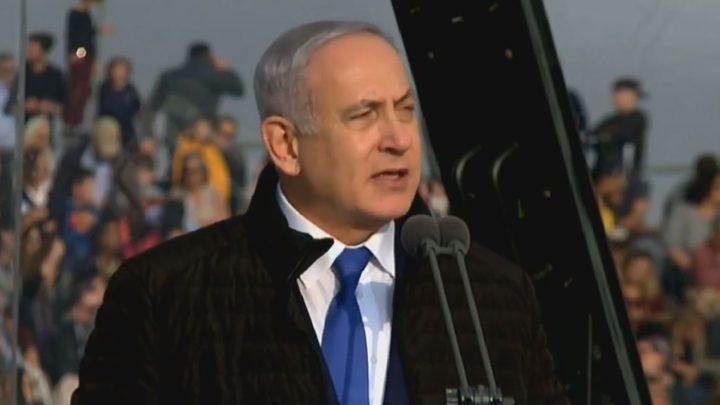 """نتنياهو :"""" سنستمر بضرب المصالح الايرانية في سوريا"""""""