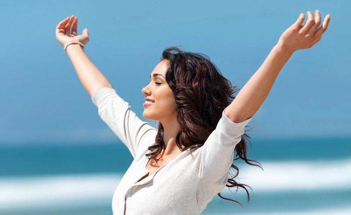 8 طرق بسيطة تجعلك سعيدا وتخفف من التوتر!