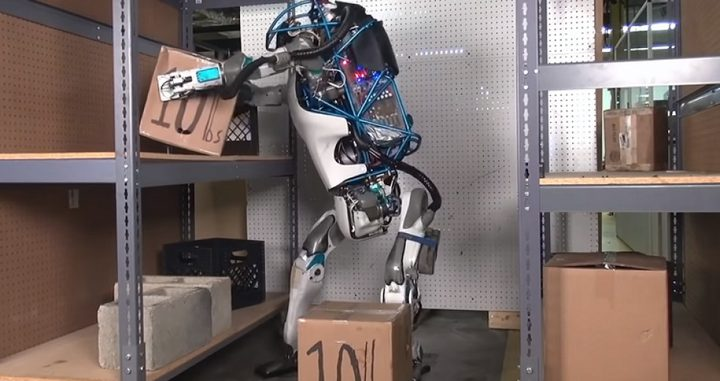 توظيف أول روبوت في القطاع الحكومي السعودي