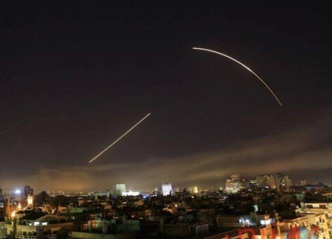 روسيا: ضربات جوية إسرائيلية على سوريا هددت رحلتين مدنيتين