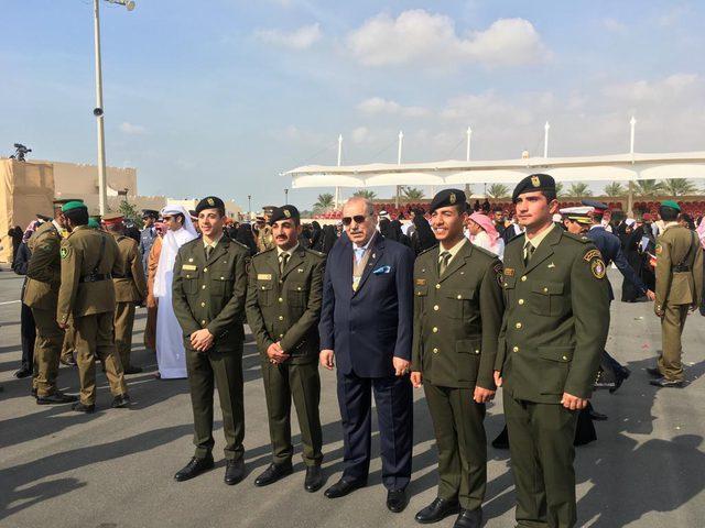 تخريج دفعتين من ضباط الأمن الوطني والشرطة الفلسطينية