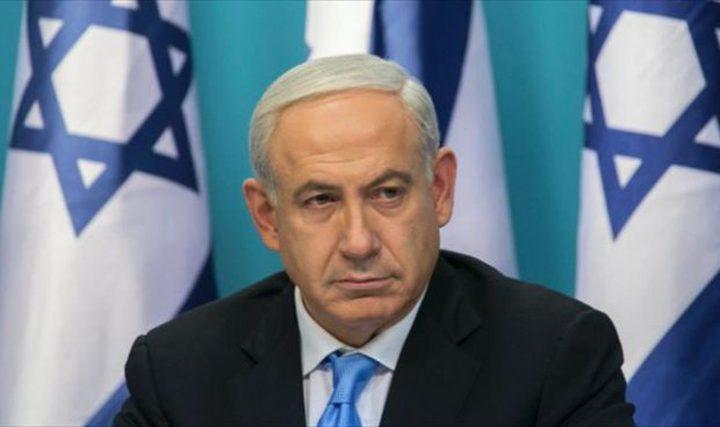 صحيفة :نتنياهو طلب من مصر التوسط لهدنة طويلة الأمد مع حماس