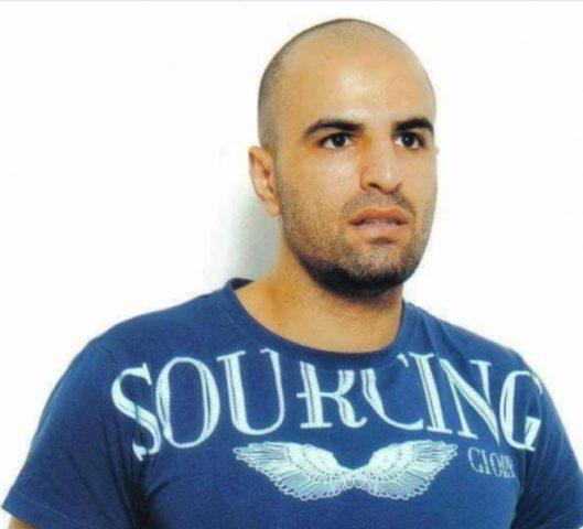 الأسير محمد بشارات يتخذ إجراءات تصعيدية بسبب المماطلة بعلاجه