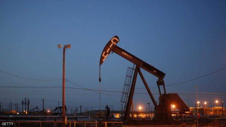 النفط يرتفع 8%