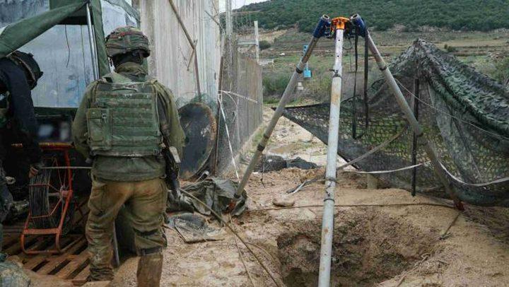 """لبنان تشكو """"إسرائيل"""" بسبب أضرار تفجير الانفاق"""