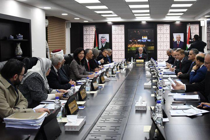 اجتماع مجلس الوزراء في جلسته رقم (234)