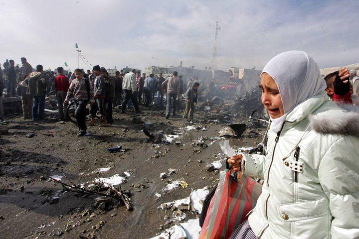 في مثل هذا اليوم: العدوان على قطاع غزة 2008