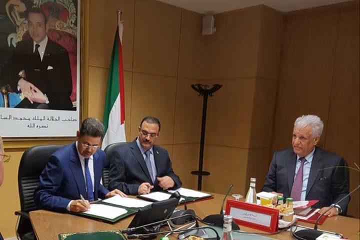 المغرب وفلسطين يوقعان اتفاقية لتطوير قدرات قضاة النيابة