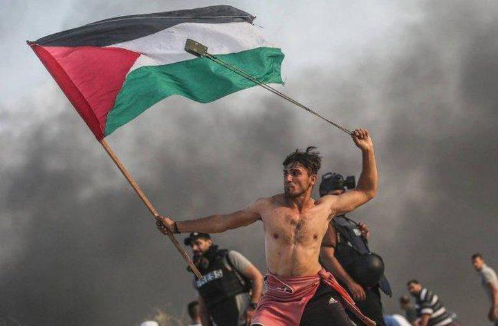 من بين الصورة الاجمل عالمياً لعام 2018....صورة من غزة
