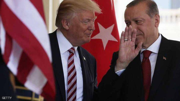 كيف غير اتصال هاتفي بين ترامب وأردوغان مجرى النزاع؟